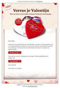 Verkade Valentijn Mailing