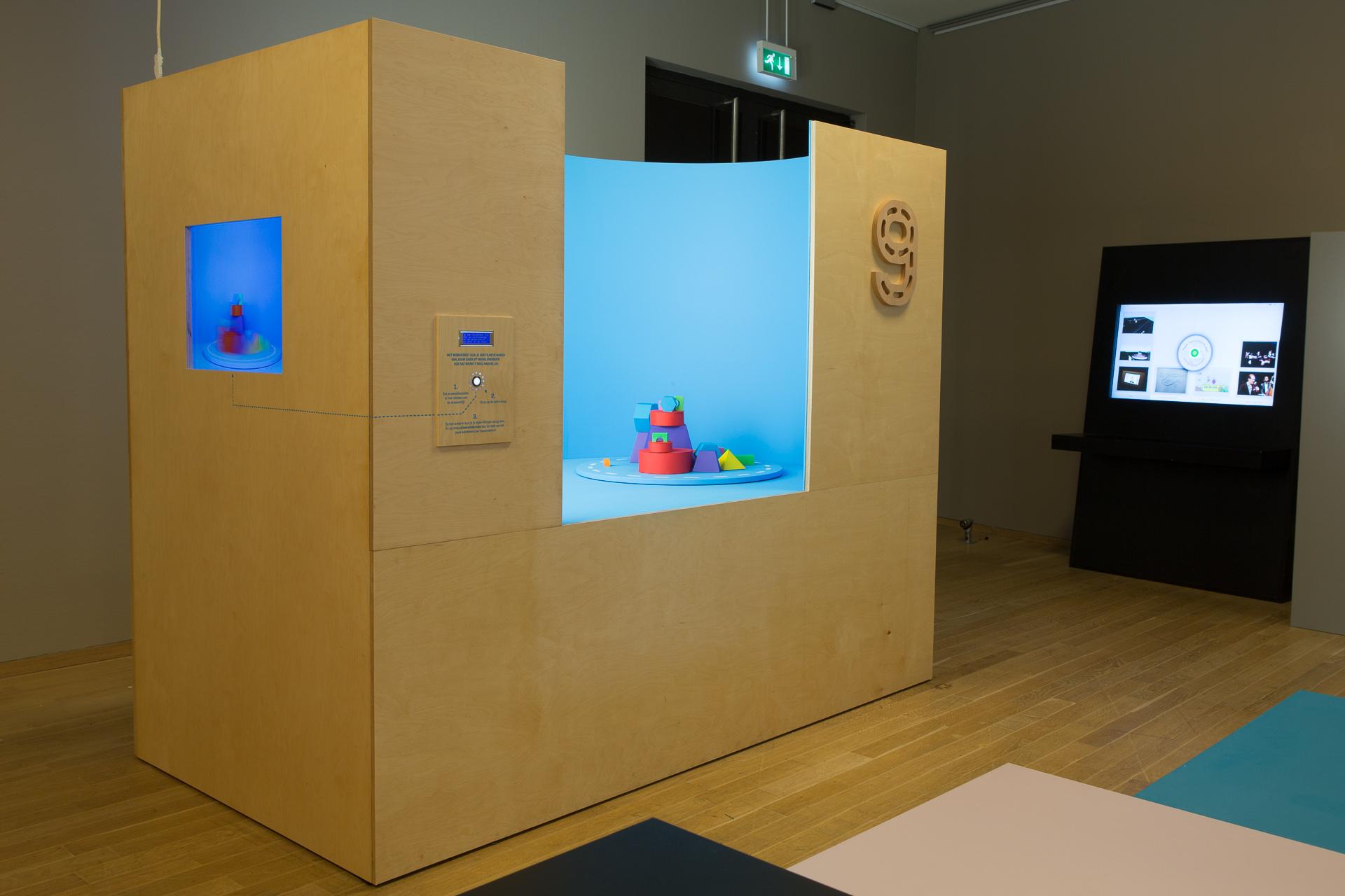 Bureau uit haarlem cre ert tentoonstelling voor het rijksmuseum van oudheden pressrecord - Bureau kinderen ...