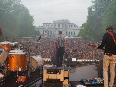 Bevrijdingspop2014 De Staat - Foto Archie Backx.