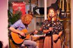 Aina winnares Gitaarlem Talentenavond 2014. Foto door Franklin van der Erf (lr).