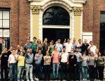 Team Emark @ new office in Haarlem