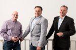 (links) Jan van Goch (midden) Alex Ofman(rechts) Peter van Es Foto door Rob Sas