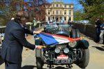 Rotary Roadmasters 2016 Landgoed Elswout. Cobraspen directeur Luigi Prins.