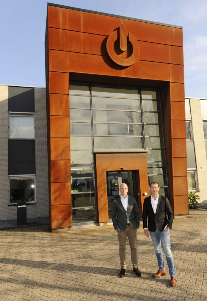 Ed van Domburg & Rick ter Wee.