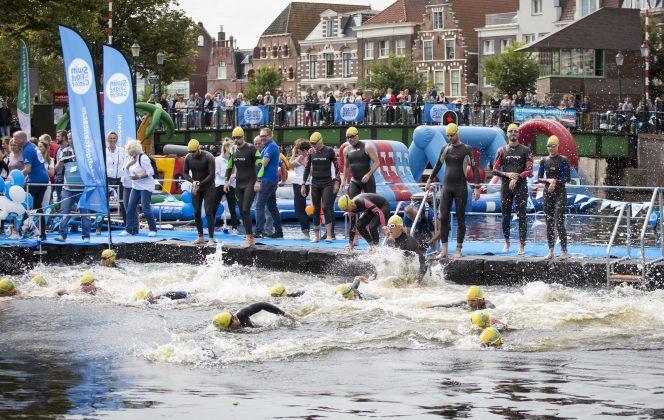 Start Swim to Fight Cancer Haarlem (foto door Renata Jansen)