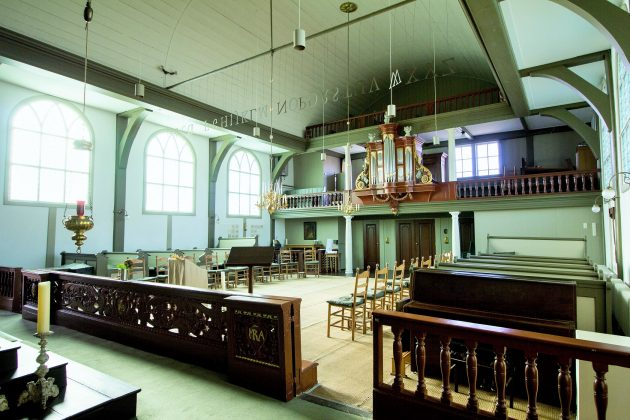 Schuilkerk Zaandam.
