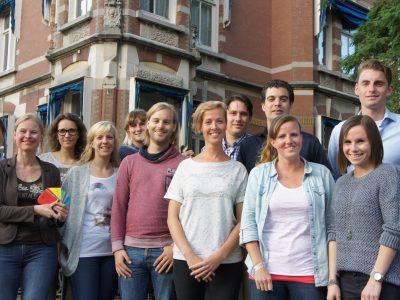 JCI Haarlem project 1000Kansen