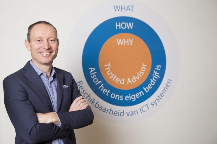 Advisor Directeur Eric van 't Boveneind.