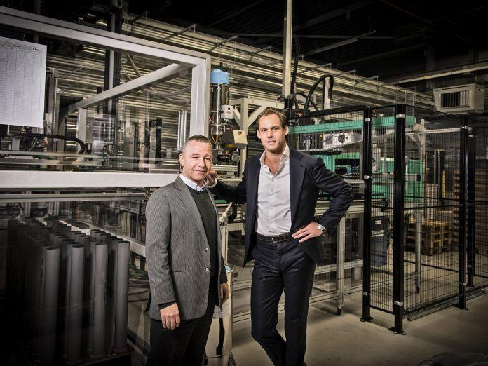 Bart Gravendeel en Paul Harkema.