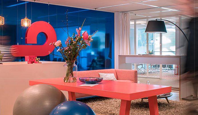 Paazl kantoor in Amsterdam.