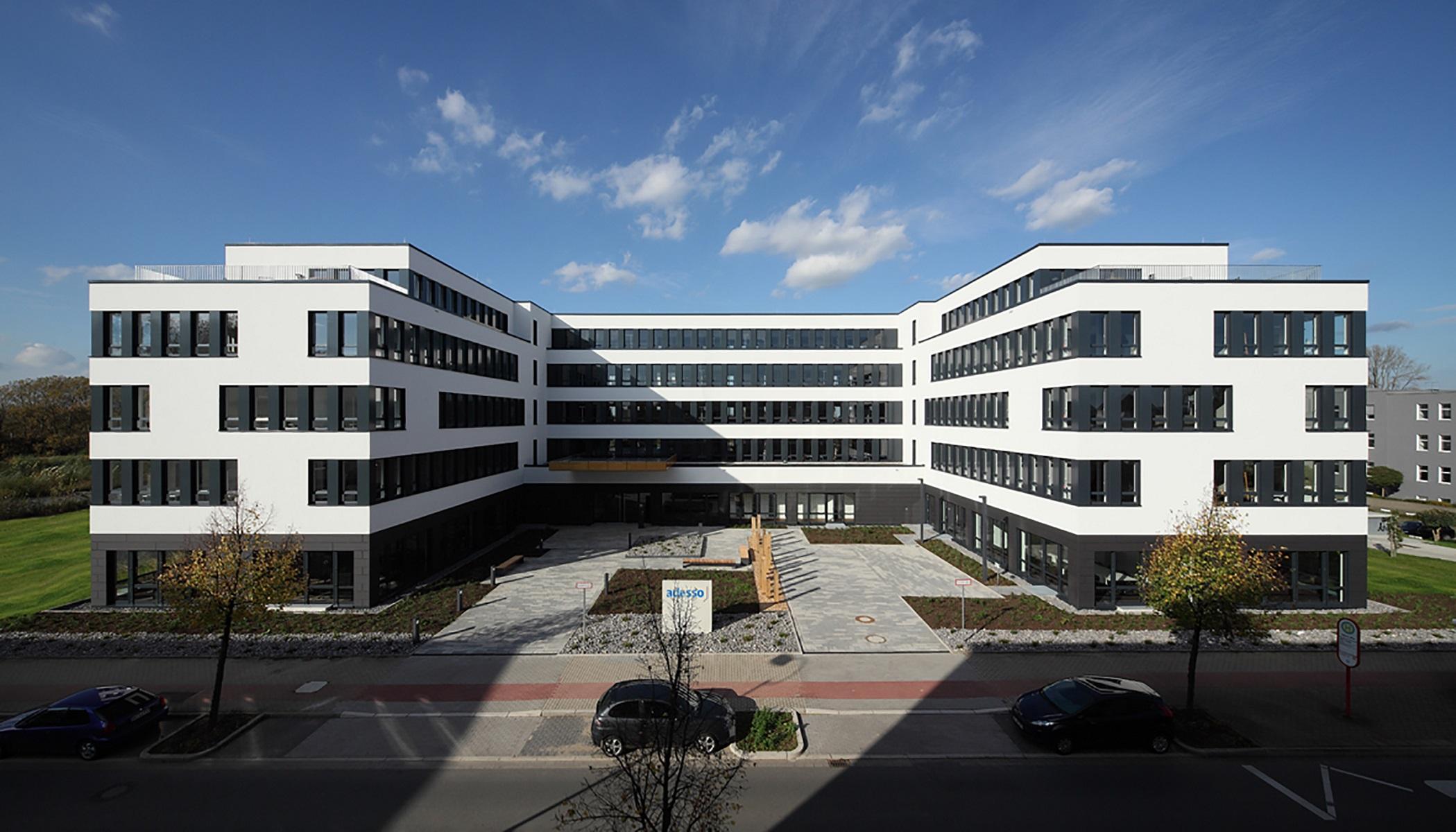 Adesso-Geschäftsstelle Dortmund . Photo credits Hans Juergen Landes.